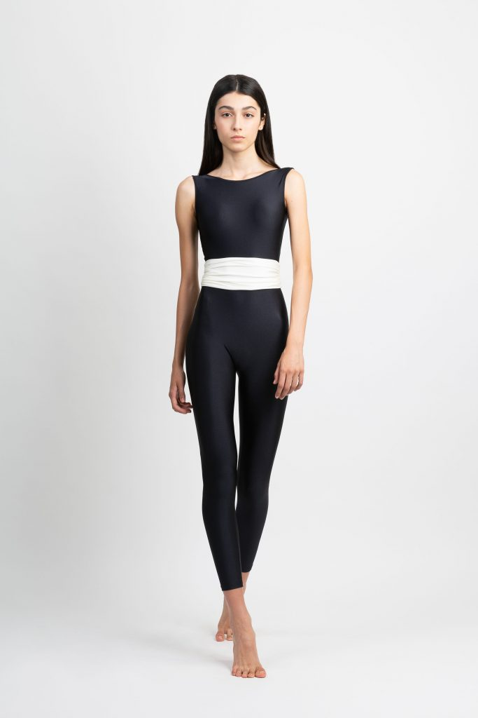 Peggy Jumpsuit Glossy
